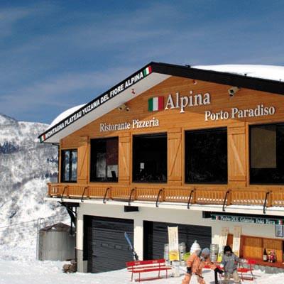 Ristorante Pizzeria Alpina